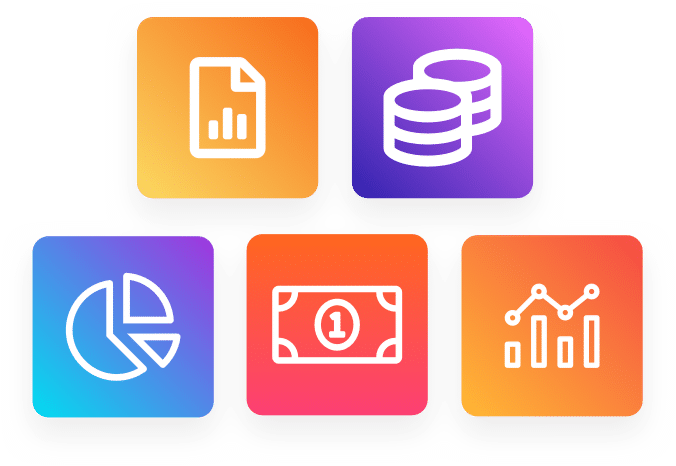 Elevation Church Budgeting Tools Icons